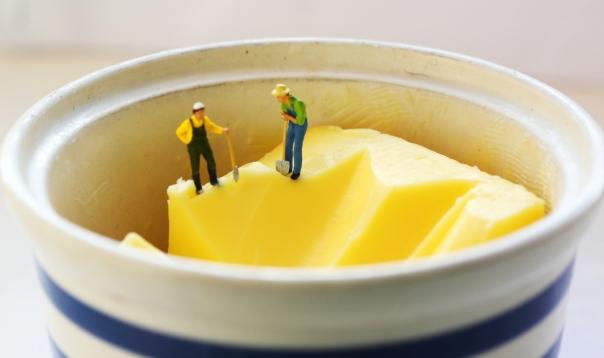 butter mountain